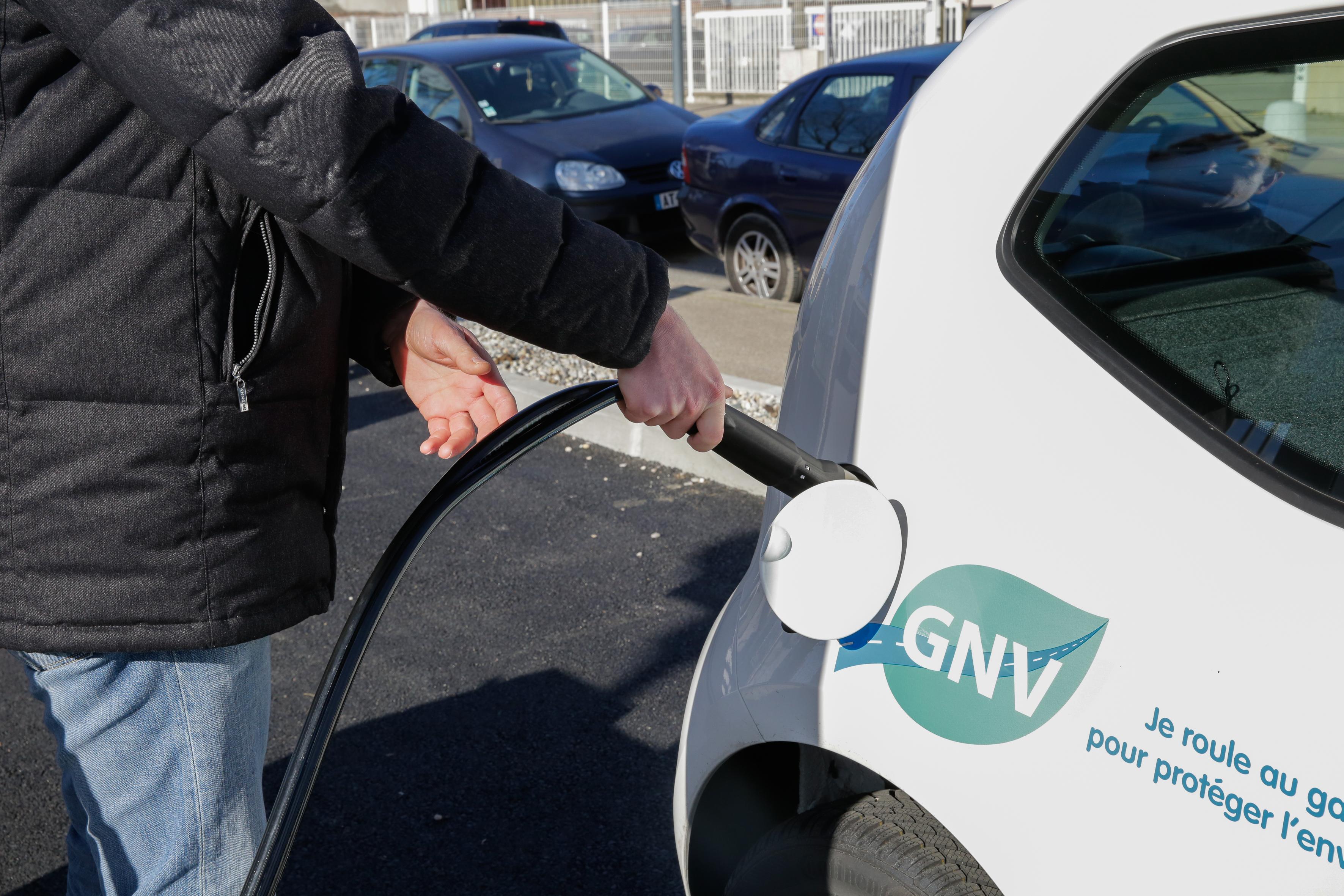 Stations GNV, les collectivités locales passent auvert