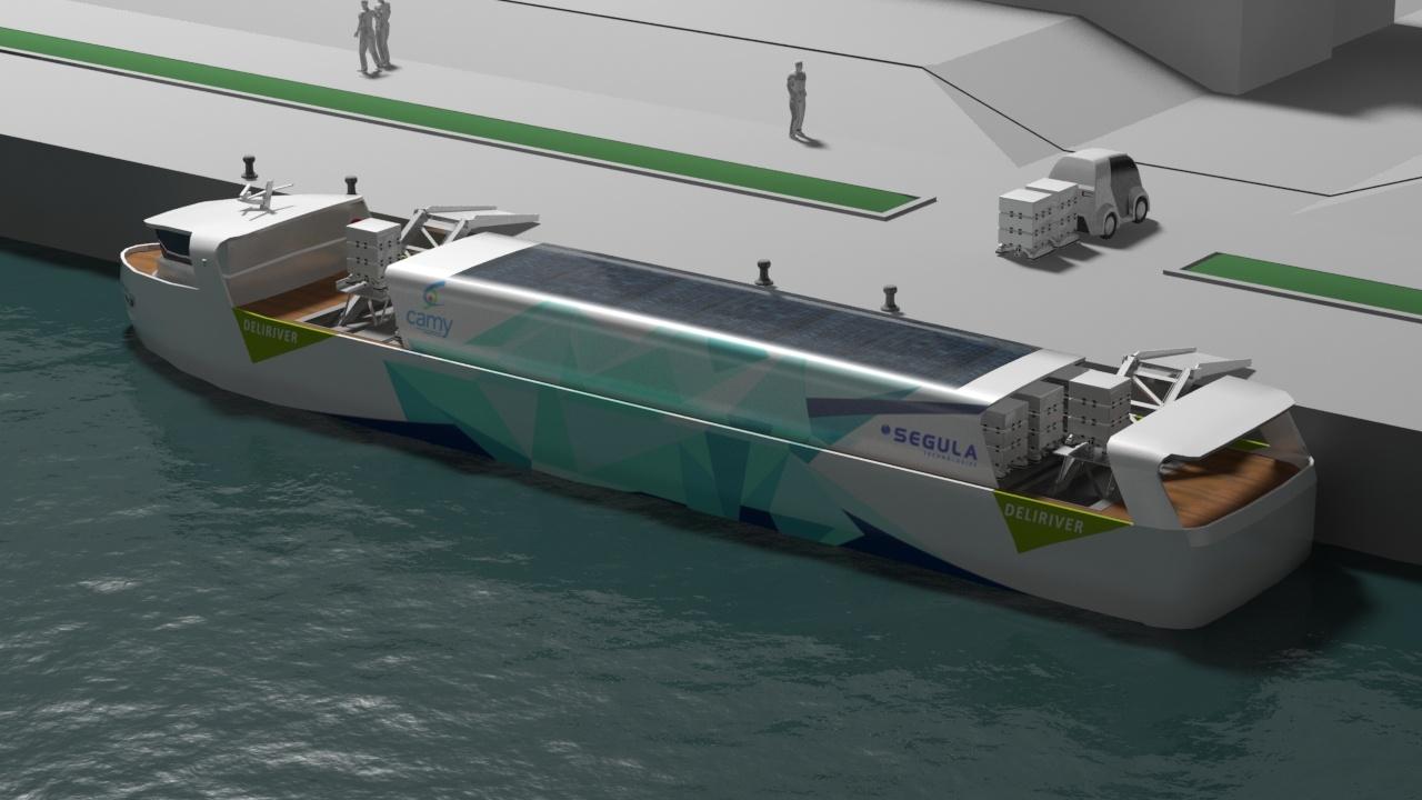 Green Deliriver, l'innovation au service d'une mobilité durable