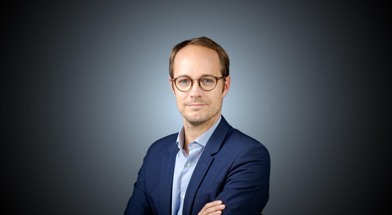 Bertrand de Singly, nouveau directeur clients territoires Île-de-France