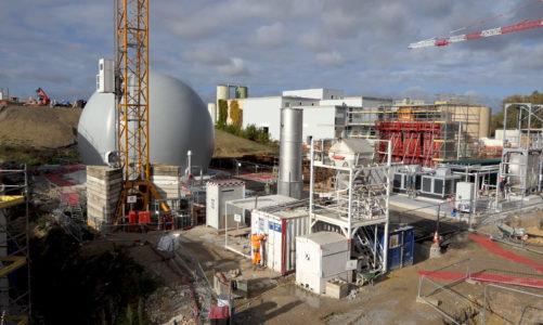 La Région Île-de-France, le SIAH et GRDF signent un accord ouvrant la voie à une nouvelle génération de gaz verts