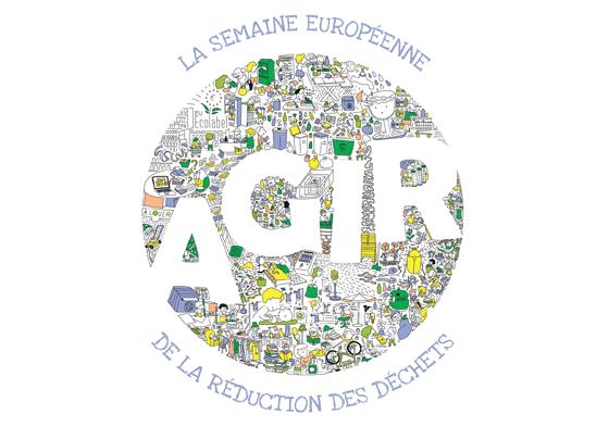 AGIR - La semaine européenne de la réduction des déchets