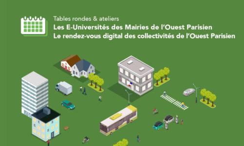Les E-Universités des Mairies de l'Ouest Parisien