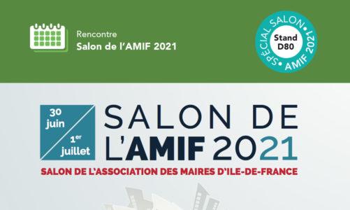 Salon de l'AMIF 2021