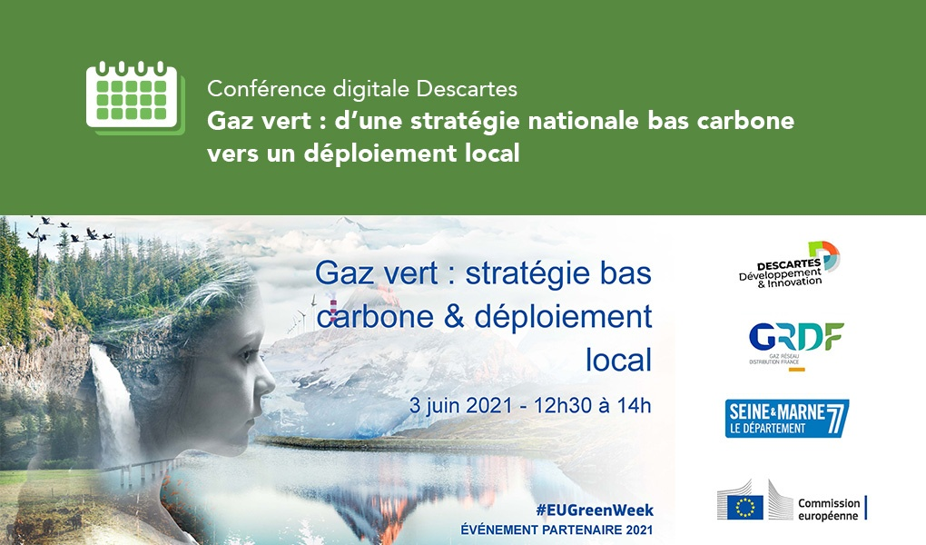 conference descartes gaz vert