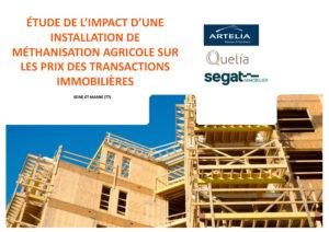 Étude de l'impact d'une installation de méthanisation agricole sur les prix des transactions immobilières