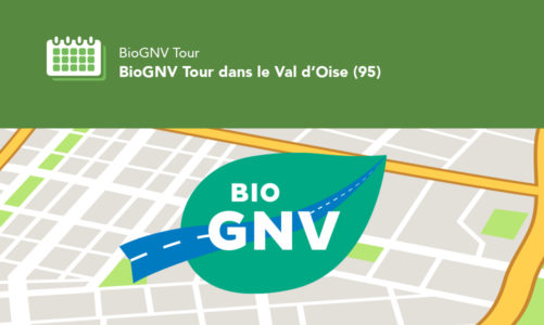BioGNV Tour dans le Val d'Oise (95)