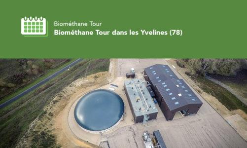 Biométhane Tour dans les Yvelines(78)