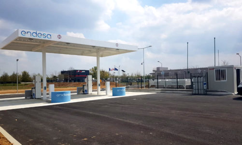 Une nouvelle station au GNV/BioGNV en Seine-et-Marne