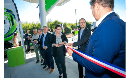Le carburant écologique GNV/BioGNV continue son développement en Île-de-France