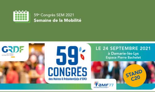 59e Congrès AMF77