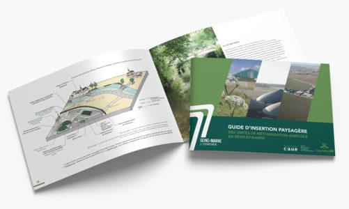 Un guide pour mieux intégrer lesunités de méthanisation dans leurenvironnement