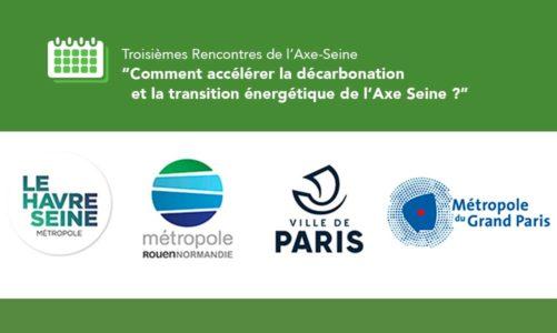 Troisièmes Rencontres de l'Axe-Seine